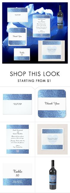 """Blue Faux Glitter Wedding"" by fit4you ❤ liked on Polyvore featuring interior, interiors, interior design, home, home decor and interior decorating"