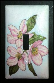 Project: Stamped Switch Plate Cover · Stamping | CraftGossip.com
