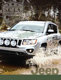 SCJA Rally Jeep Compass  www.talkingjeepoz.com.au
