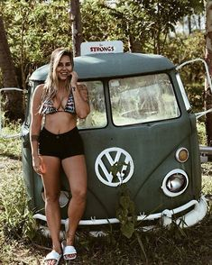 VWs and girls