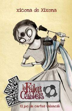 #CROWDFUNDING #VALENCIA #MASCLETA #FALLAS #FALLERA #ZOMBI #JOC #JUEGO - Carta La Xicona de Xixona de La Fallera Calavera d'Enric Aguilar: el joc de cartes valencià. Un joc d'estratègia en valencià destinat a tots els públics que parodia elements del nostre folklore, cultura popular i mitologia. falles falla valencia fallera zombi zombie mascleta Crowdfunding Verkami http://www.verkami.com/projects/7153-fallera-calavera
