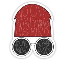 Twenty One Pilots Johnny Boy  Sticker
