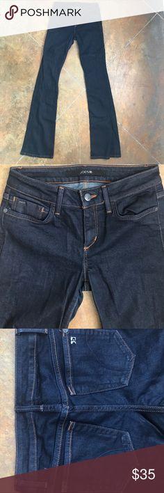 Joe's jeans size 24 Honey boot cut Size 24 Honey bootcut by Joe's Jeans. Dark wash stretch denim Joe's Jeans Jeans Boot Cut