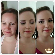 Airbrush makeup for a perfect finish in Playa del Carmen!