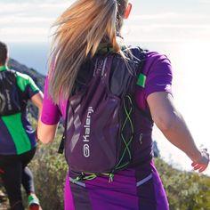 Running_accessoires Hardlopen, Trail, Atletiek - Rugzak TRAIL dames KALENJI - Hardlopen, Trail, Atletiek