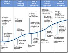 Gartner PPM Maturity Model - Project Portfolio Management Maturity Modeling