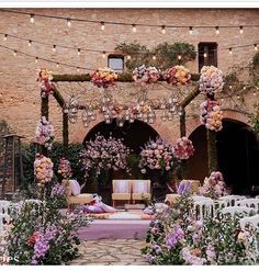 Weddings are a celebratory occasion which brings together two families. Confused whether to decorate your wedding mandap using florals or lights? We have curated a list with some awe-inspiring Wedding Mandap decor inspirations we know you'll love. Wedding Ceremony Ideas, Wedding Stage Decorations, Wedding Mandap, Wedding Venues, Wedding Shoot, Haldi Ceremony, Desi Wedding Decor, Dream Wedding, Marriage Decoration