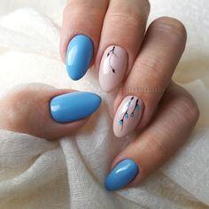 Do you like it? Tag your friend if you like my nails :D PROnail 402, 550 :) @procosmetics.pl  #hybrydnails #hybryda #hybrydypronail #nailart #nailsoftheday #nails #nailartist #paznokcie #paznokciehybrydowe #pazurki #pastelnails #bluenails #piękne #softnails #elegantnails #woman #polishgirl #finishgirl #hobby #instanails #dlugiepaznokcie #instanails #nailsinspiration #nailporn #finnishgirl #kynsi #järvenpää #hobby #prettynails #ihanakynsilakka #kynnet