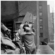 Vivian Maier Self Portrait, February, 1955