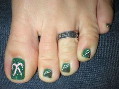 30 Best and Easy Christmas Toe Nail DesignsYou want to get your toenails ready for the holiday season? Are you looking for some cute and festive Christmas toenail art designs? Then, you have come at the right place. You don