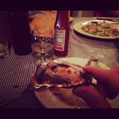 Oyster, beer & tequila....