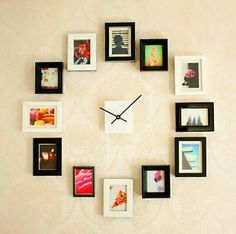 Photo clock #smartphoto