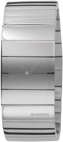 Philippe Starck PH5017 Silver Stainless Steel Watch  ❤	❥