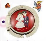 Jacy Lucky Gifts Co.,Ltd.: Wedding memory gifts- purse hanger