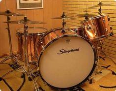 1971 Slingerland Concore drums #Vintageandrare #vintagedrums #Slingerland