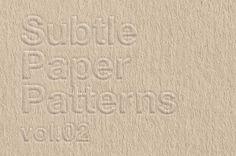Subtle Paper Tile Pattern Vol2