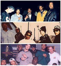 bone thugs n harmony | With Hip Hop Legends Easy E, 2 Pac, & Biggie