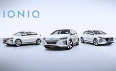 Hyundai is tackling EVs, hybrids and plug-in hybrids  with one do-it-all nameplate. #ioniq