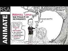 RSA ANIMATE: The Power of Networks - What metaphors are useful when describing knowledge?