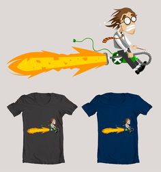 Hurry Potter ! Please, vote for my friend @Ben Carbjones House if you like this design on http://www.threadless.com/submission/42478 !