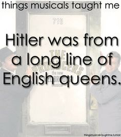 Hitler Was From A Long Line Of English Queens.