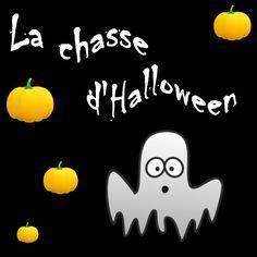 La chasse d'Halloween : un jeu de recherche sur le thème d'Halloween pour les enfants de tout âge !!!