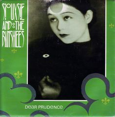 Dear Prudence single Siouxsie & The Banshees, Iphone Camera, Draw Your, Jukebox, Make Me Smile, Wonderland, My Life, Illustration, Movie Posters