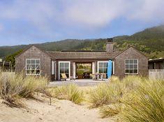 Northern California's Stinson Beach Home Tour | Beach House Decorating