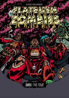171 Best Flatbush Zombies Images Flatbush Zombies Hiphop Man Fashion