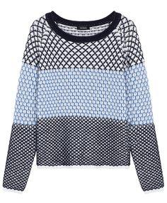 SAMOVAR Pull girocollo di misto cotone   MAX&Co. Online Shop