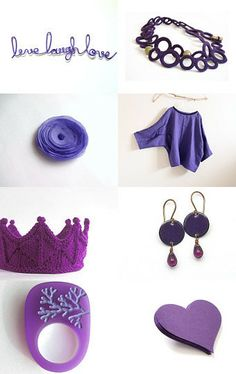 purple for mums by Simo and SeSam on Etsy--Pinned with TreasuryPin.com
