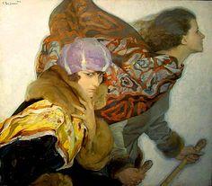 Esquieses by Francisco Pons Arnau (1886 - 1955)