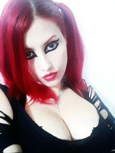 Ariel Scarlet Succubus