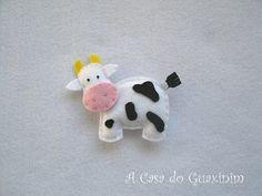 Felt Cow - for mobile?