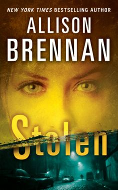 STOLEN: Lucy Kincaid #6 (June 4, 2013) -- While Lucy is waiting to graduate from the FBI Academy, Sean finds himself in serious trouble when he goes undercover for the FBI.