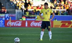 Colombia-Venezuela James Rodriguez, Basketball Court, Running, Sports, America's Cup, Amor, Venezuela, Colombia, Hs Sports