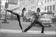 Танец на Тверской by Georg Shoes (Sapochnikov) on 500px