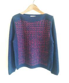 SINDEE(シンディー)の2 Pattern Knit(ニット/セーター) 詳細画像