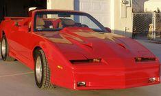 Pontiac Firebird Trans Am conv