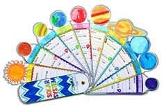 Solar System Activity, Planets, Research, Facts Fill in, Interactive Fan Solar System Painting, Solar System Art, Solar System Model, Solar System Tattoo, Science Lessons, Science For Kids, Science Activities, Science Projects, Solar System Projects For Kids