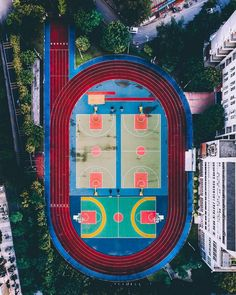 Drone Design : Drone Photography B for Basketball Featured Artist: Nancy Kennedy. - Photography, Landscape photography, Photography tips Landscape Architecture, Landscape Design, Sport Park, Basketball Photography, Parking Design, Urban Planning, Aerial Photography, Travel Photography, Belle Photo