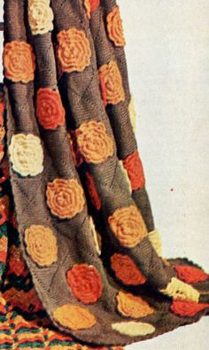 Best Free Crochet » Marigold Afghan – Free Crochet Pattern