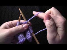 ▶ Continental vs English Style Knitting - YouTube