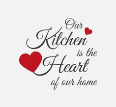 We know everyones kitchen could do with a little love, so why not show it with a fancy new Home Decals exclusive? You will only find this decal at Home Decals so get one for your kitchen today  #kitchen #Decal #Quote #home #design #wallart homedecals.co