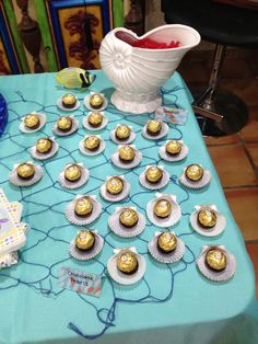 Superb Under The Sea Baby Shower More