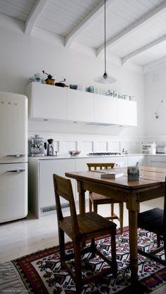 Myytävät asunnot, Maneesikatu 1-3, Helsinki #oikotieasunnot #keittiö #kitchen