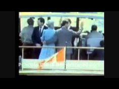 June 14, 1983:  Prince Charles & Princess Diana arriving in Halifax, Canada.