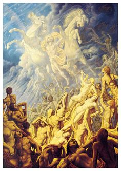 Johfra Bosschart, el pintor visionario y hermetico. - ForoCoches