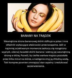 Super właściwości banana