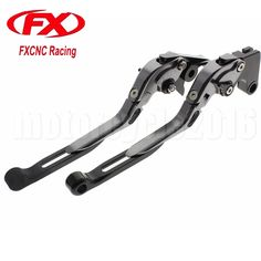 34.99$  Watch now - http://aliy95.shopchina.info/go.php?t=32810469293 - FXCNC Foldable Extendable Motorcycle Brake Clutch Lever For SUZUKI GSR600 2006-2011 RGV 250  1989-1996 Moto Brake Clutch Lever   34.99$ #aliexpresschina
